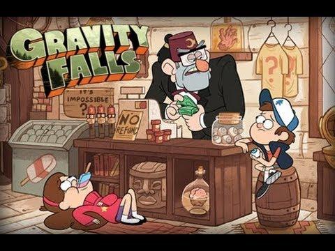 Gravity falls скачать игру на пк