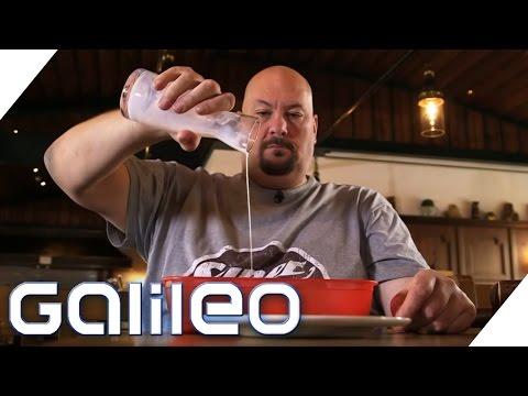 Bratwurst in Milch einlegen? Jumbo Schreiner testet Fleischhacks | Galileo | ProSieben