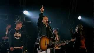 Matt Redman - You Never Let Go @ BigChurchDayOut 2012