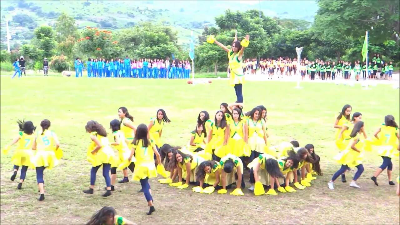 yellow team cheer Cheerleading uniforms, pom poms, warm-ups, cheer shoes and more at  omnicheer great selection of quality cheer outfits at the lowest price guaranteed.