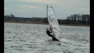 www.lokalesi.pl Twardziele w Zbąszyniu - Windsurfing