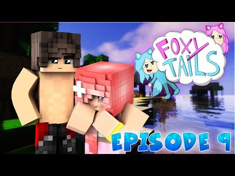 Foxy Tails- [S1: EP.9] - What's a Butt? (Minecraft Roleplay)