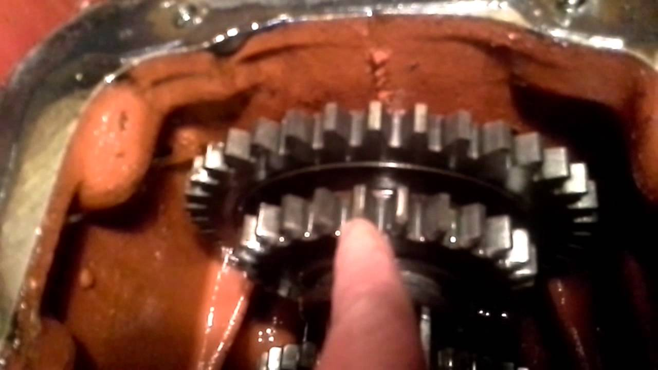 farmall super a transmission [ 1280 x 720 Pixel ]