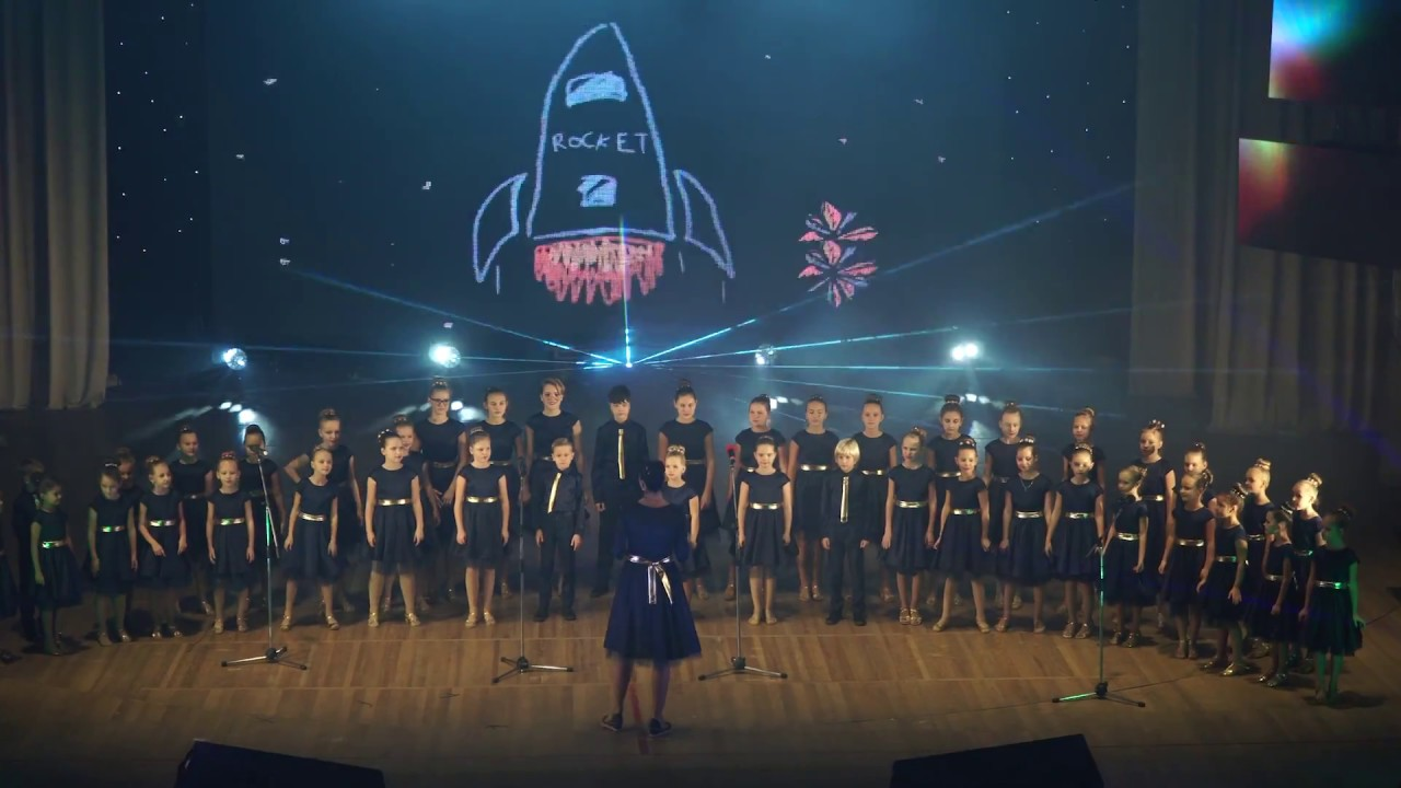 The Chainsmokers & Coldplay – Something Just Like This (cover by COLOR MUSIC Choir)