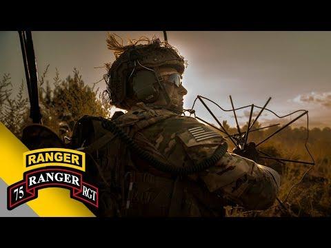 75th Ranger Regiment: Become A Ranger Communicator