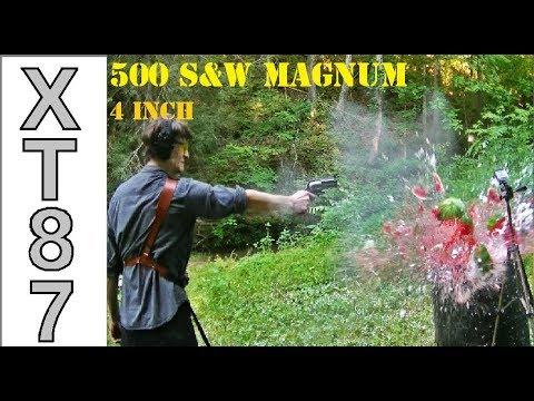 500 Magnum 4 Inch Barrel