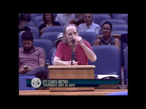 Watch 'paid actor' Harry Shearer testify on New Orleans short-term rentals