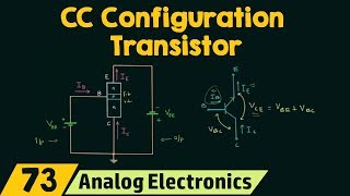Common-Collector Configuration of a Transistor