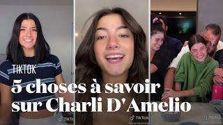 Charli D'Amelio, la danseuse TikTok aux 100 millions d'abonnés