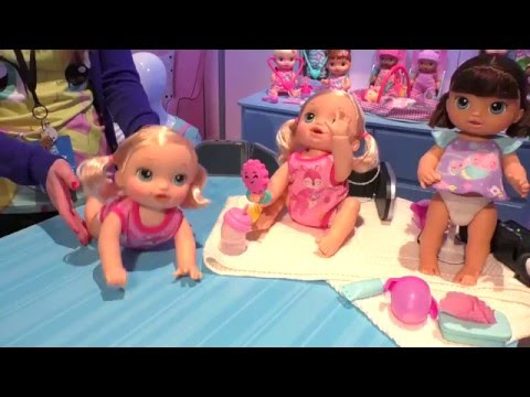 New Crawling Baby Alive Baby Go Bye Bye Twinkles And Tinkles