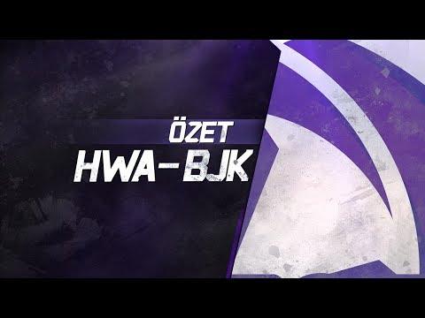 HWA GAMING ( HWA ) Vs Beşiktaş ( BJK ) 1. Maç Özeti   2017 Yükselme Ligi Yaz Mevsimi Finali