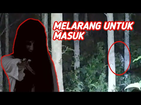 PENGHUNI DISINI MELARANG UNTUK MASUK!! LOKASI HOROR BANGET