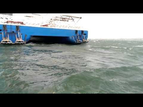 Qurban Abbasov . Ship , cargo .
