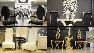 elegant detail of a modern interior | Modern design furniture 2018