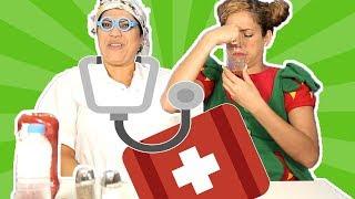 فوزي موزي وتوتي - الدكتورة فوزية - Dr Fozeya