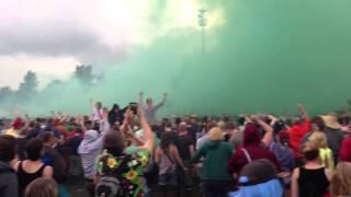 Marsimoto (Marteria) - Grüner Samt live Hurricane 2013
