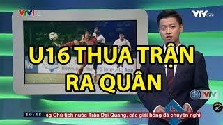 Cùng xem Tin Bóng Đá Ngày 22/9  - U16 Việt Nam Thua Trận Ra Quân | Tin Thể Thao 24h