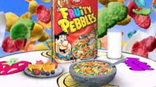 "Fruity Pebbles ""Robot"""