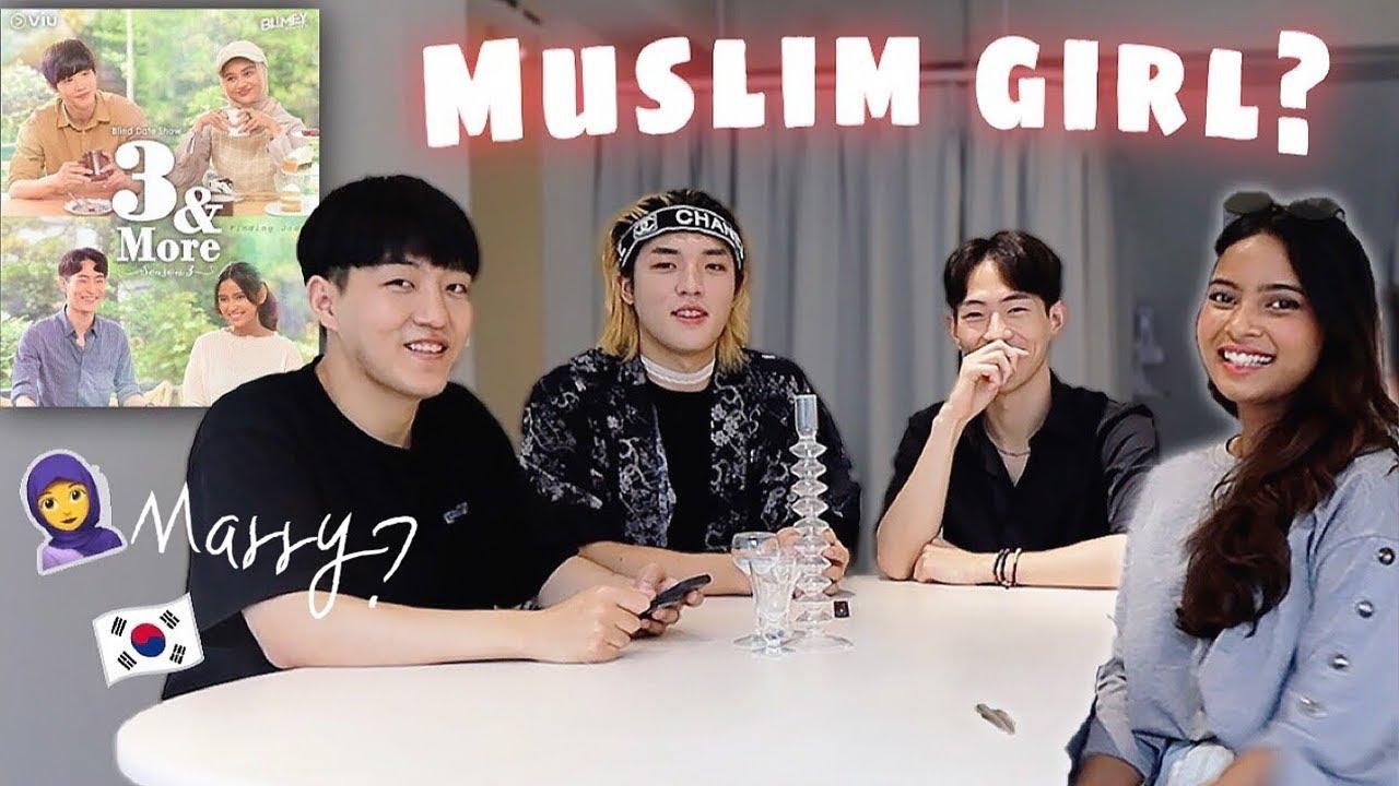 How Korean guys think about Muslim girls?