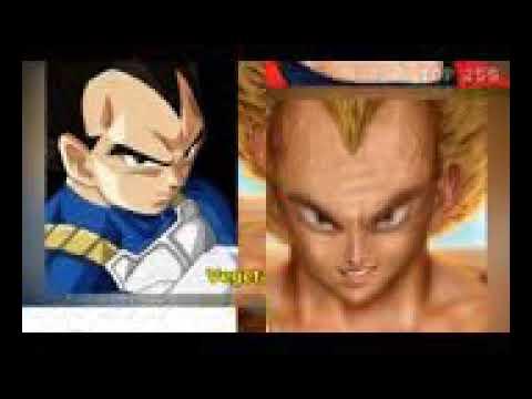 Des différents photos de Dragon Ball Z