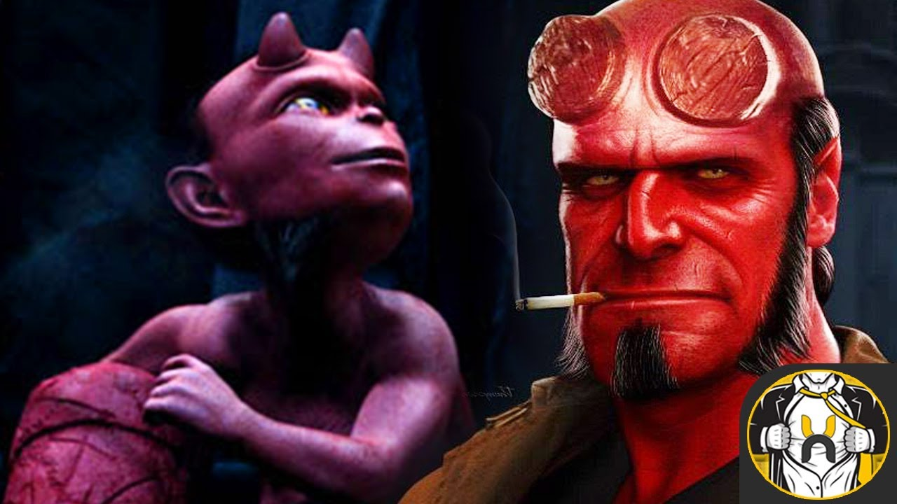 Hellboy's Origins Explained | Hellboy: Rise of the Blood Queen - YouTube