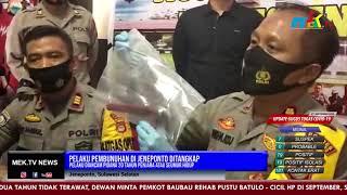 Pelaku Pembunuhan Sadis di Jeneponto Ditangkap