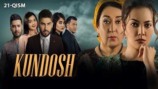 Kundosh (o'zbek serial) | Кундош (узбек сериал) 21-qism