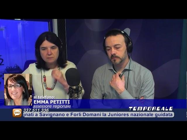 Emma Petitti su direzione PD: bene relazione Martina, sbagliato chiudere dialogo con M5S