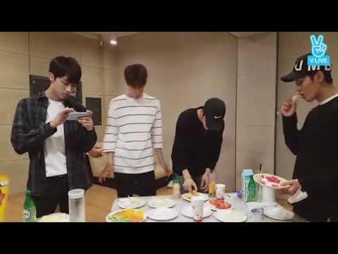 Youjin's Sneeze Compilation