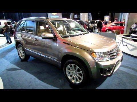 2013 Suzuki Grand Vitara JLX-L 4WD - Exterior And  Interior Walkaround - 2013 Montreal Auto Show