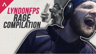 LYNDONFPS APEX LEGENDS RAGE COMPILATION 1