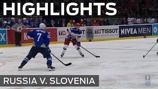 Dadonov sinks Slovenia with 4 points | #IIHFWorlds 2015