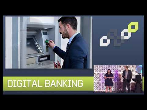 Samsung SDS and Diebold Nixdorf at Digital Banking 2017