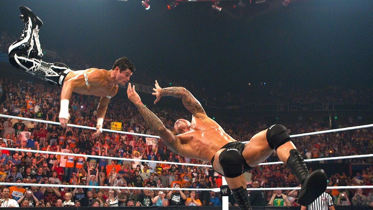 5 Pegulat WWE favorit gue