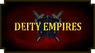 Deity Empires - (4x Fantasy Civilization Game)