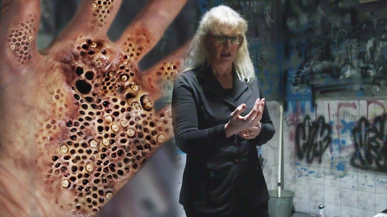 Trypophobia Short Horror Film Youtube