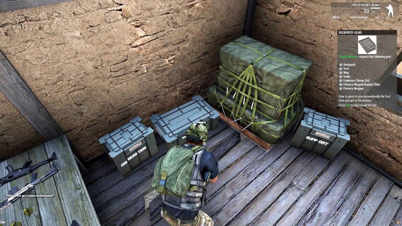 ArmA 3 Single Player - Mission 10 - Walkthrough