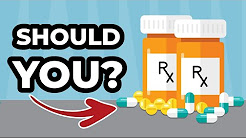 SHOULD YOU TAKE MEDICATION FOR ANXIETY!?
