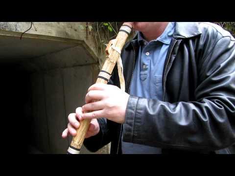 From the Outside: John Mahoney Sunflower Stalk Fm Flute