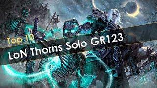LoN Thorns Necro Solo GR123 Rank 10