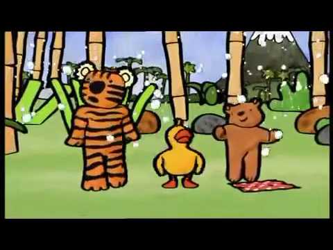 Cbeebies Boo! Bamboo Forest Kids Learning TV Shows Full Episode -kids