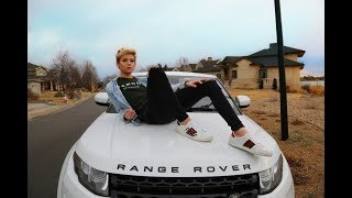 GET READY WITH ME IN MY RANGE ROVER! | Jake Warden