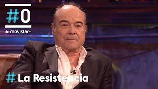 LA RESISTENCIA - Antonio Resines, un goya... respect! | #LaResistencia 01.02.2018
