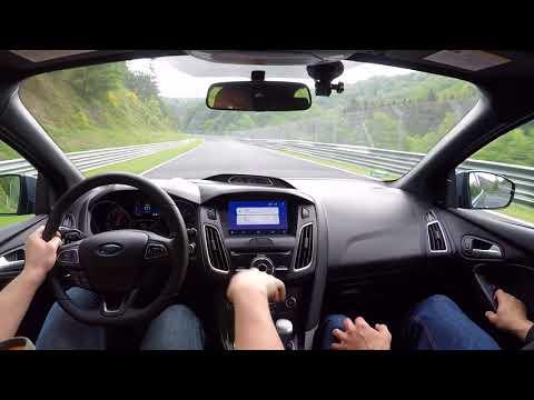 2017 Focus RS Passed a Ferrari! 19.05.2018 Driver Jon Teaches the Nurburgring Nordschleife