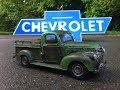 1941 Chevrolet Pickup Model.wmv