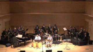 ALJO plays The Afro Cuban Jazz Suite Part 1 at Adelphi