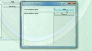 Ajouter et supprimer des items à une listbox VB.net