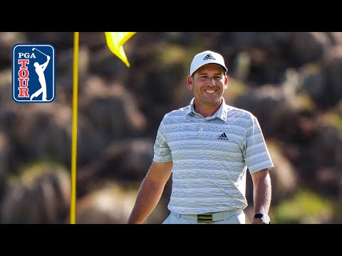 Sergio Garcia's amazing ace advances him to Round of 16 at WGC-Dell Match Play