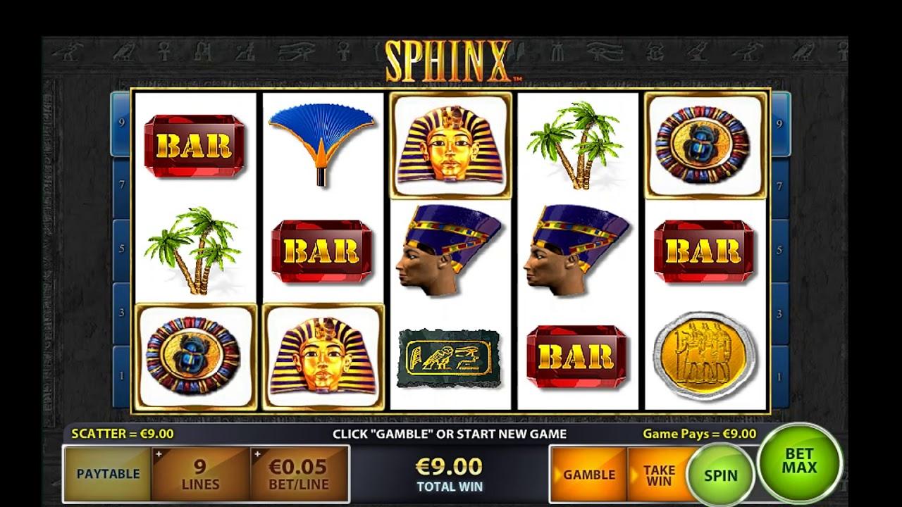 Sphinx Slot Machine