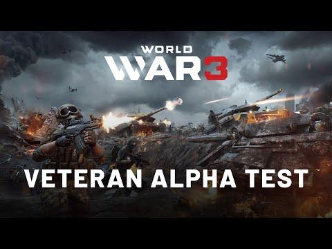 World War 3   Veteran Alpha Test Trailer